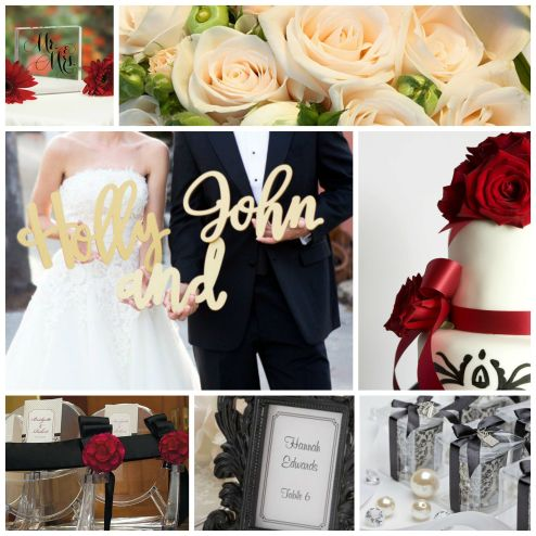 Classic Theme Wedding