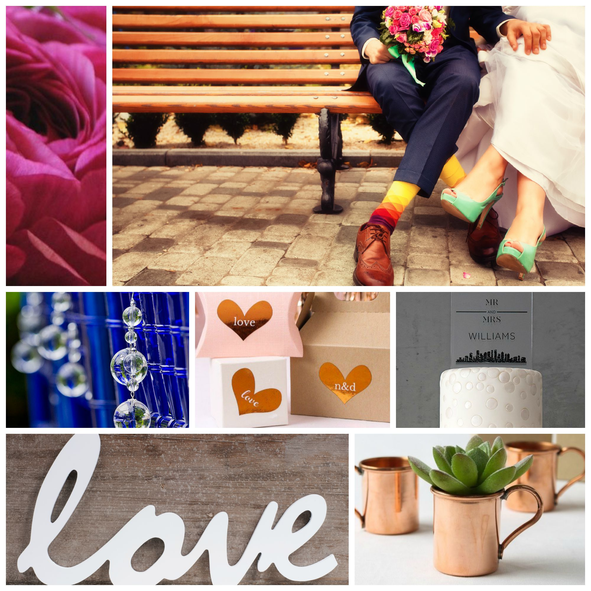 Alexia Design & Decor Wedding Themes