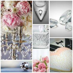Glam Theme Wedding