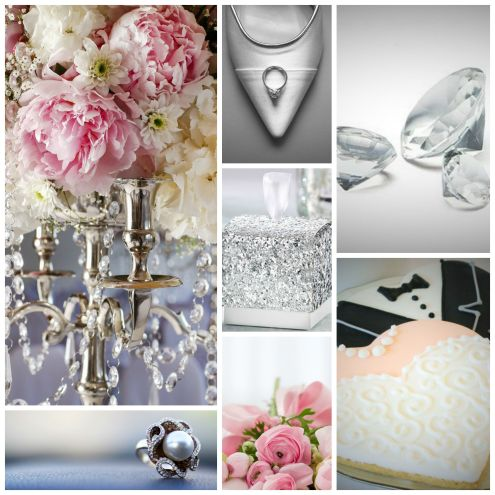 Glam Theme Wedding